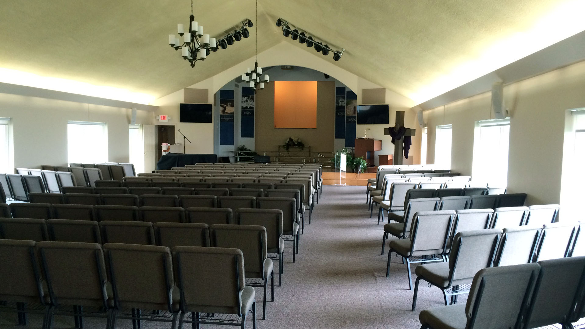 After photo 3 & A3G Architects | Columbia Seventh Day Adventist Church - A3G Architects