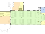 Colored floor plan copy